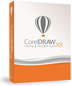 CorelDRAW Home & Student Suite X8 3 User Download Win, Deutsch