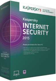Kaspersky Internet Security 2015 (15.0), 3 User, 1 Jahr, ESD, Download Software, Win, Deutsch