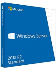 Microsoft Windows Server 2012 R2 Standard 2 CPU SB/OEM, Deutsch