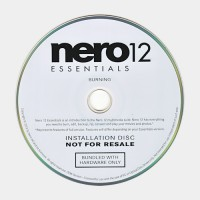 Nero 12.0 Essentials Suite, OEM, Win, Multilingual