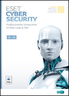 ESET Cybersecurity, 1 User, 1 Jahr, ESD, Download Software, Mac, Deutsch