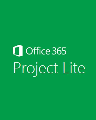 Microsoft Project Lite, 1 User, 1 Jahr Abonnement, Open License