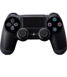 Sony DualShock 4 Wireless Controller, PS4, Schwarz