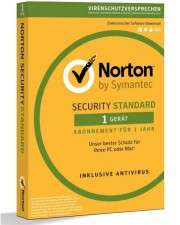 Symantec Norton Security Deluxe 3.0, 1 User, 3 Devices, 1 Jahr, ESD, Download Software, Win/Mac/Android/iOS, Deutsch