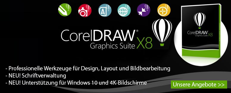 CorelDraw Graphics  Suite 8