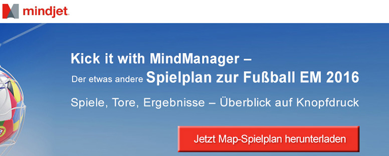 Kick it with MindManager