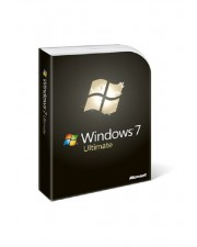 Microsoft Windows 7 Ultimate 64bit SP1 Vollversion SB, Deutsch
