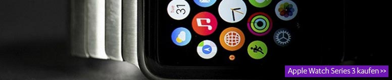 Apple Watch Series 1,2 und 3 - Smartwatch