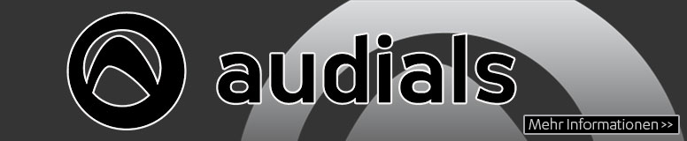 Audials Sound & Videobearbeitung Software