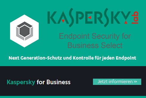 Kasperksy Endpoint Security for Business Select