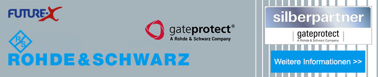Gateprotect Security & Antivirus Software und Garantieverlängerungen