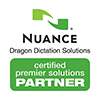 Nuance Certified Premier Solutions Partner