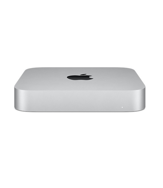 Apple Mac mini M1 8 Core 8 GB RAM 256GB SSD Thin Client Bluetooth 5.0 Thunderbolt Mac OS