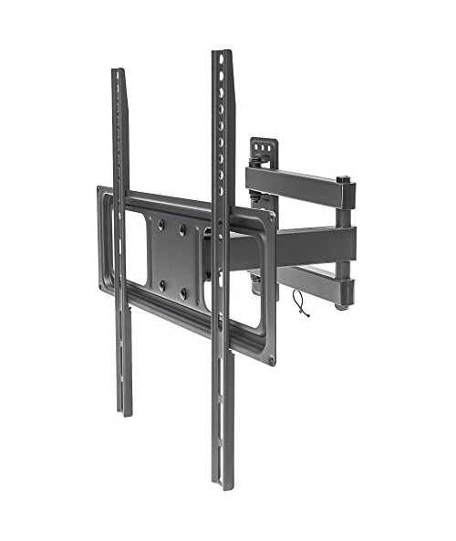 Manhattan Universal Basic LCD Full-Motion Wall Mount Holds One 32inch to 55inch Flat-Panel or Wandhalterung (461320)