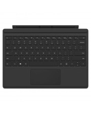 Microsoft Surface Pro Type Cover Keyboard Tastatur Trackpad Beschleunigungsmesser Deutsch Schwarz