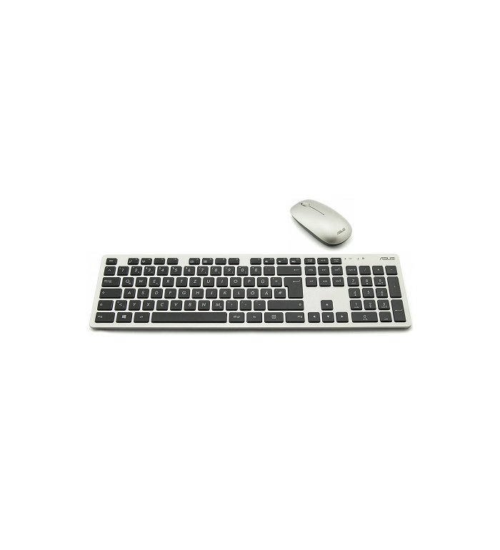 ASUS Wireless Tastatur/Maus Kit FR (0K010-00100600)