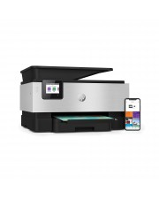 HP Officejet Pro 9010 All-in-One Multifunktionsdrucker Farbe Tintenstrahl A4 Kopieren Drucken USB 2.0 LAN Wi-Fin USB-Host