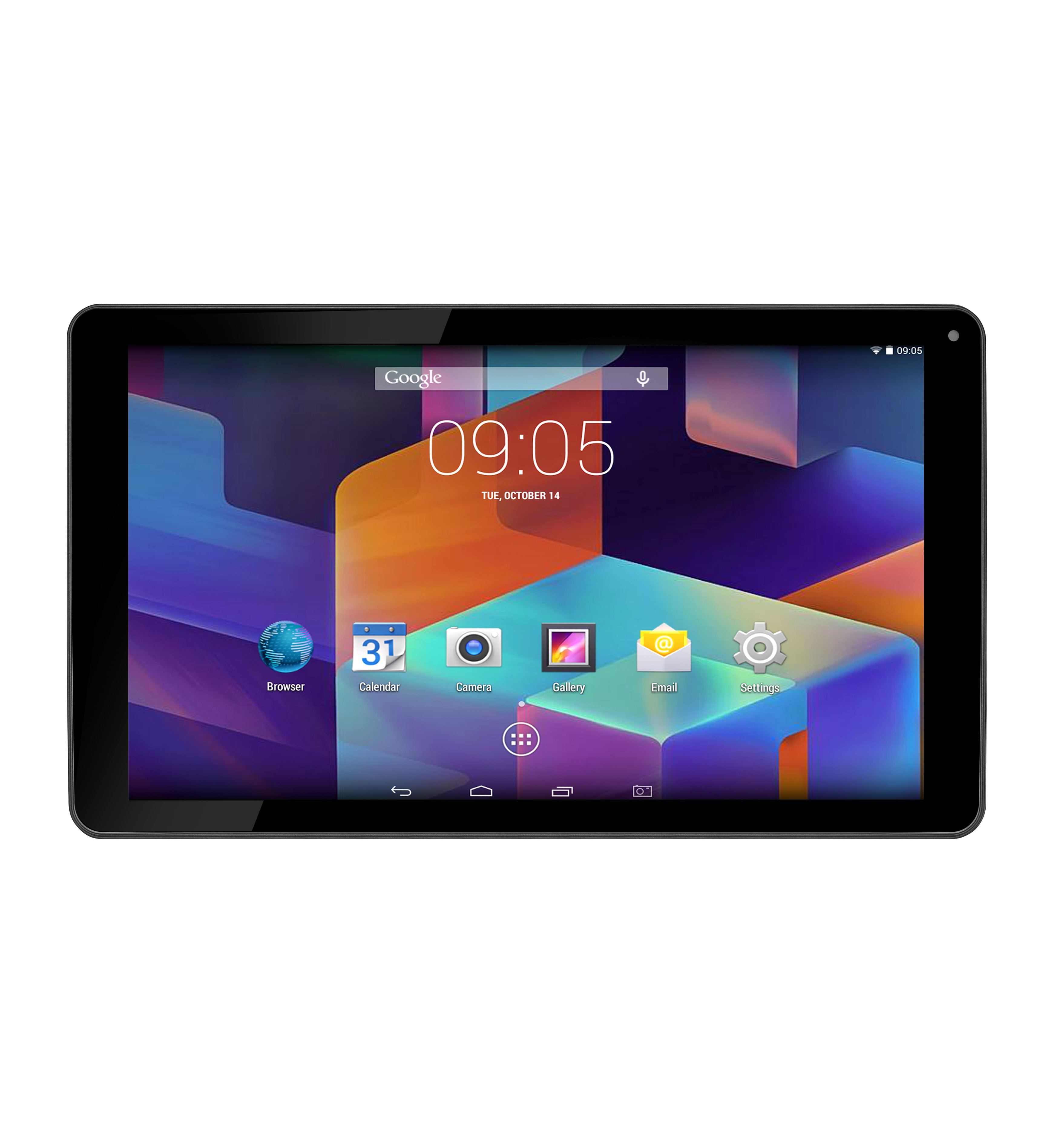 Hanns.G HANNSpad 101 Helios 10.1'' 1,3 GHz 1 GB RAM 8 GB Android 4.4 B-Ware (SN1AT76B)