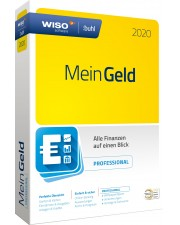 WISO Mein Geld 2020 Professional Download Win, Deutsch (DL42752-20)