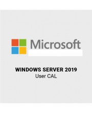 Microsoft Windows Server 2019 1 User / Benutzer CAL SB/OEM, Deutsch
