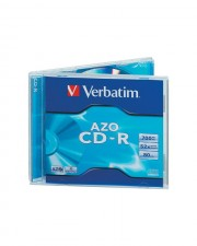 Verbatim AZO Crystal 10 x CD-R 700 MB 52x