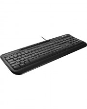 Microsoft Wired Desktop 600 Tastatur-und-Maus-Set USB Deutsch