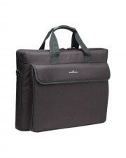 "Manhattan London Notebook Computer Briefcase Notebook-Tasche 15.6"" Schwarz"