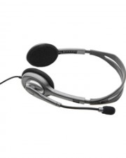 Logitech Stereo Headset H110 On-Ear verkabelt