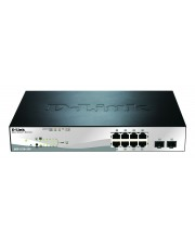 D-Link Web Smart DGS-1210-10P Netzwerk Switch verwaltet 1 Gbps 10-Port Ethernet PoE