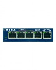 Netgear ProSafe GS105 Switch 5 x Gigabit Desktop 10/100/1000 Mbps