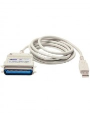Lenovo StarTech.com 1,9m USB auf Parallel Kabel Centronics Druckerkabel/ Adpter St/St Parallel-Adapter IEEE 1284 (ICUSB1284)