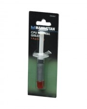 manhattan IC Intracom CPU Thermal Grease Thermische Paste Silber