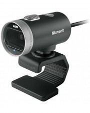 Microsoft LifeCam Cinema for Business Webcam Farbe Audio, Hi-Speed USB (6CH-00002)