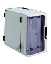 "APRA Apranet VARI 2000 19"" Wall-Mounted Enclosure 6U Wandmontiertes Regal Grau Rack Wandverteiler 6 HE (21-3032-00)"