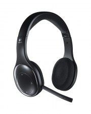 Logitech Wireless Headset Kopfhörer H800 On-Ear drahtlos - 2,4 GHz (981-000338)