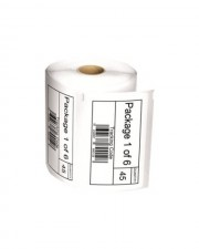 Dymo High Capacity Large Shipping Labels Etiketten weiß