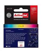 Activejet AH-657 Premium Version High Capacity Farbe Cyan farbstoffbasiert Magenta Yellow (EXPACJAHP0010)