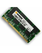 Mustang SO-DIMM 512MB DDR333 CL2.5 32Mx16 PremiumLine DDR 200-Pin 333 MHz CL2 2,5 V Gold (M3064644406ND)