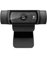 Logitech HD Pro Webcam C920 Farbe 1920 x 1080 Audio USB 2.0 H.264 1080p Full HD