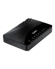 ZyXEL VMG1312-B30A Wireless Router DSL-Modem 4-Port-Switch - 802.11b/g/n - 2.4 GHz (VMG1312-B30A-DE01V1F)