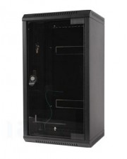TRITON Wandmontiertes Regal Schwarz Rack Welded cabinet IP30 capacity 20 kg