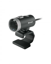 Microsoft LifeCam Cinema Webcam Farbe Audio, Hi-Speed USB