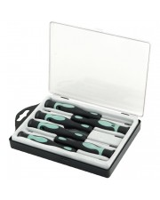 LogiLink Screwdriver Set Schraubendreher-Kit Werkzeug-Set