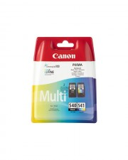 Canon PG-540 / CL-541 Multipack 2er-Pack Schwarz Farbe Cyan Magenta Gelb (5225B007)