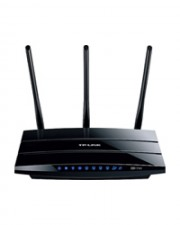 TP-LINK AC1750 Wireless Router 4-Port-Switch GigE 802.11a/b/g/n/ac Dualband (ARCHER C7)