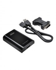 Kensington Universal Multi-Display Adapter Externer Videoadapter SuperSpeed USB 3.0 DVI (K33974EU)
