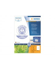 HERMA Special Adressetiketten self-adhesive Natural White 210 x 148 mm 200 Stck. 100 Bogen x 2