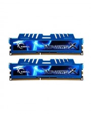 G.Skill Ripjaws-X DDR3 2 x 8 GB DIMM 240-PIN 2400 MHz / PC3-19200 CL11 1.65 V ungepuffert nicht-ECC (F3-2400C11D-16GXM)