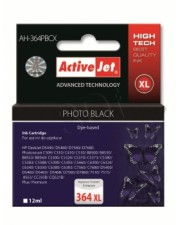 Activejet AH-364PBCX Premium version Photo schwarz Tintenpatrone Foto entspricht: HP 364XL (EXPACJAHP0155)