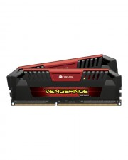 Corsair 16GB DDR3-1600MHz Vengeance Pro Series 2 x 8GB DDR3 DRAM 1600MHz C9 Memory Kit Red